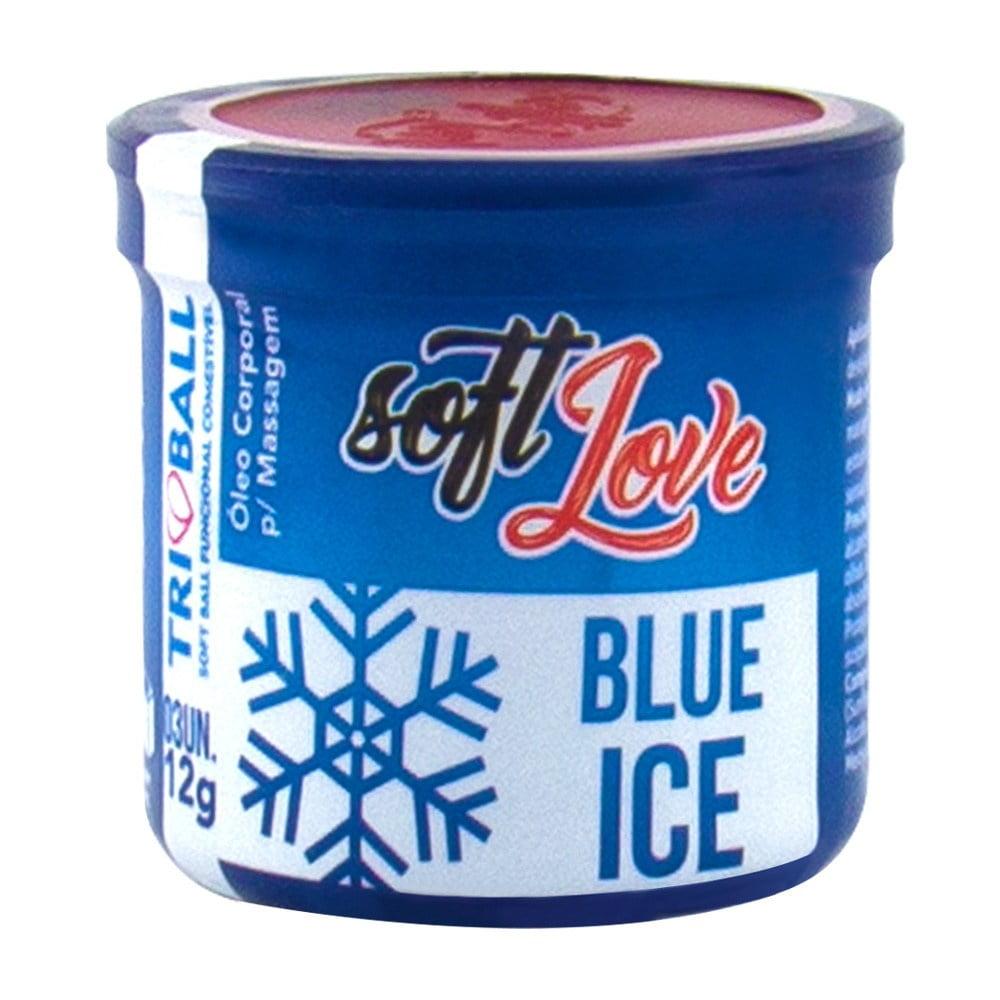 BOLINHA ICE 12G 03 UNIDADES SOFT LOVE
