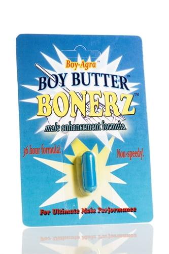 Comprimido Petencializador Érétil - Boy Agra