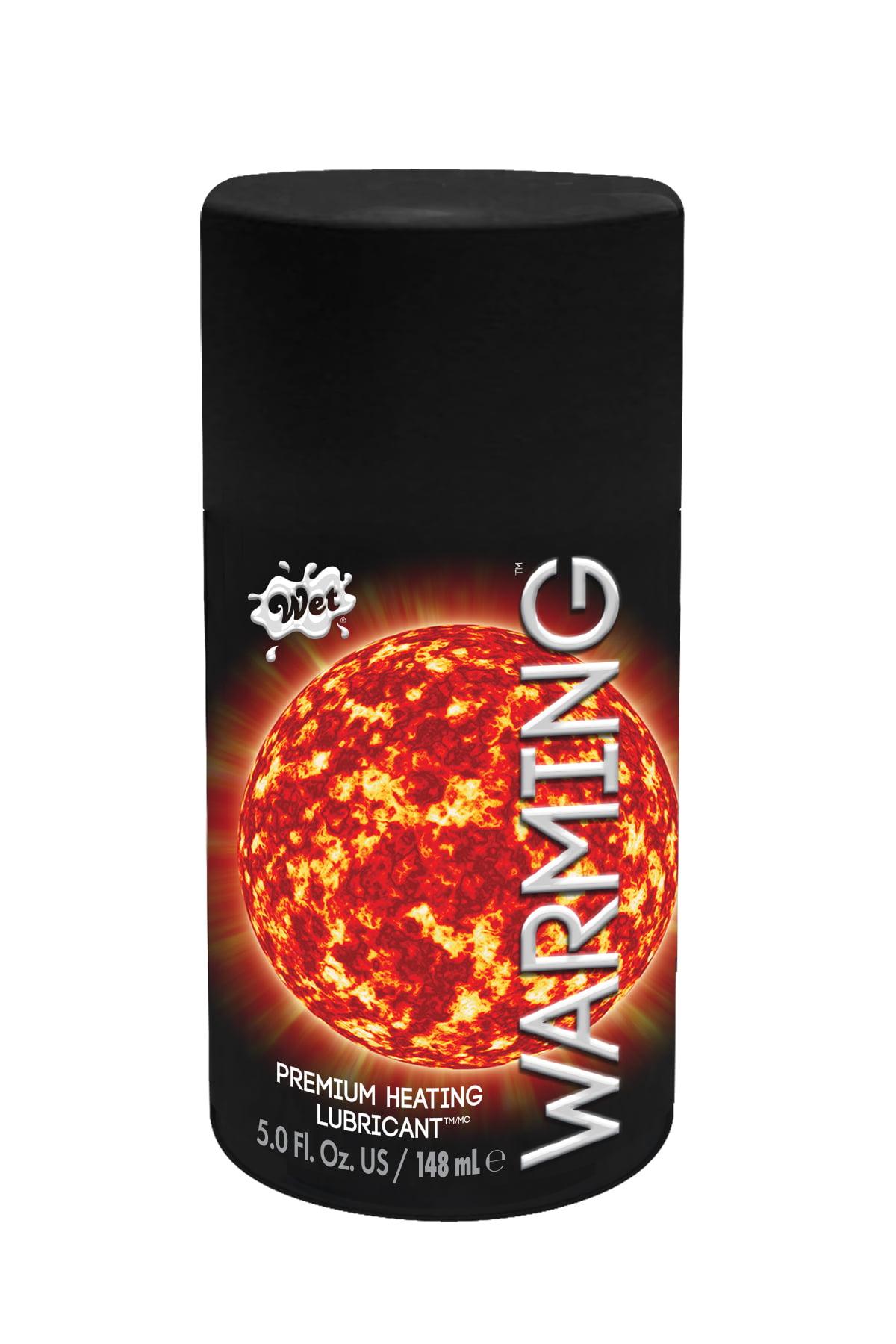 Gel Importado com Mega Aquecimento Para Massagens e Relação - Wet Warming -