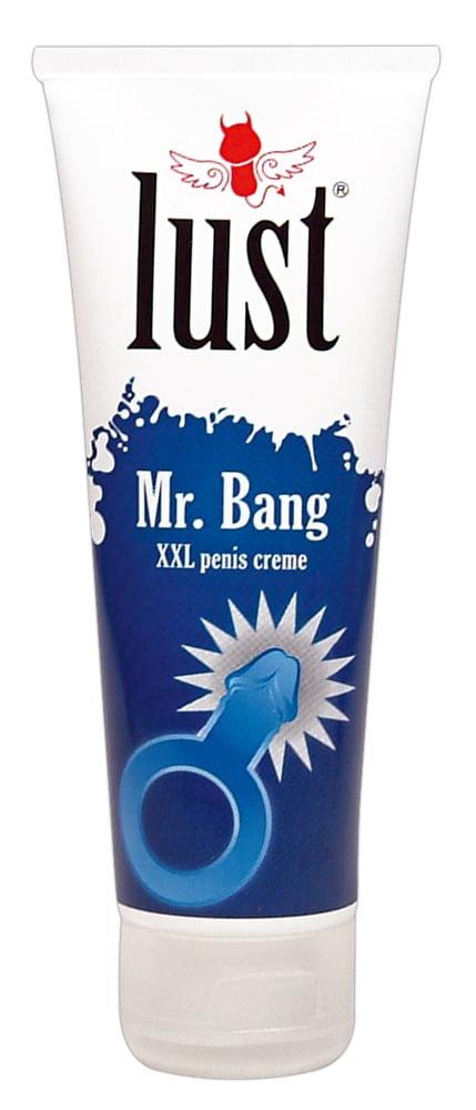 Mr Bang - Gel que aumenta o Pênis e a Potência de Ereção - Importado da Alemanha