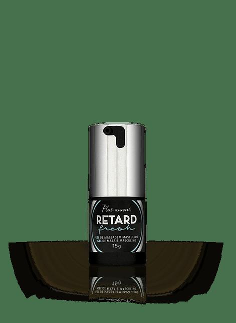 RETARD FRESH Gel Retardante De Ejaculação