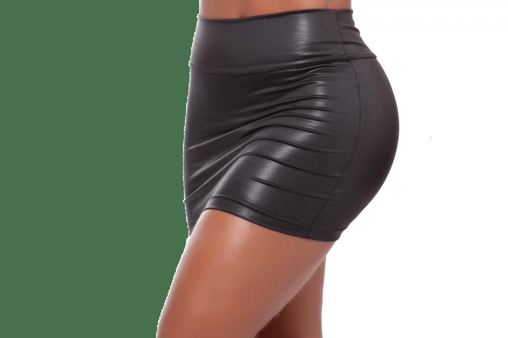 Minissaia Cirré com Ilhós - Madame X
