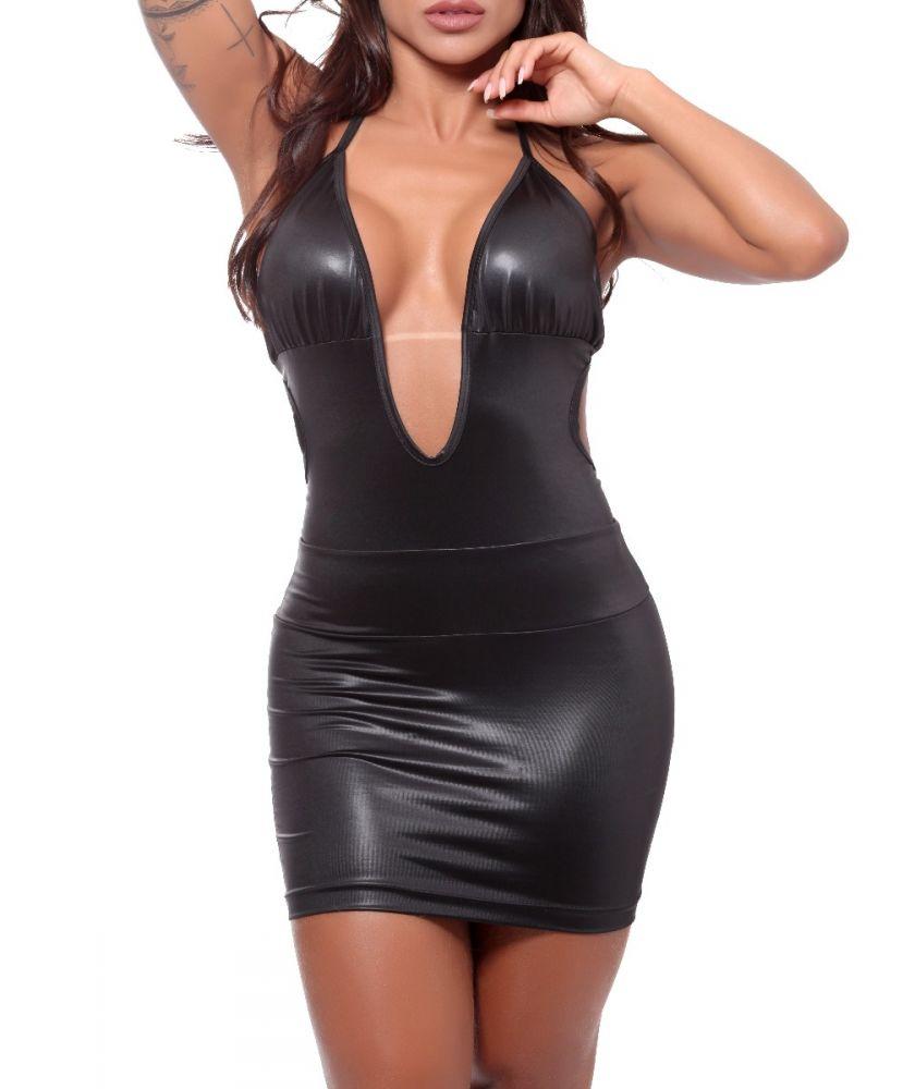 Mini Vestido Frente Única - Madame X