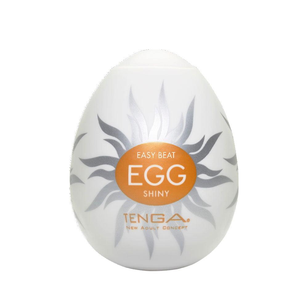 Masturbador Tenga Egg Shiny