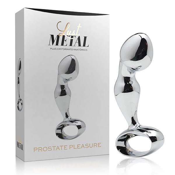 Plug Prostate Pleasure - Lust Metal