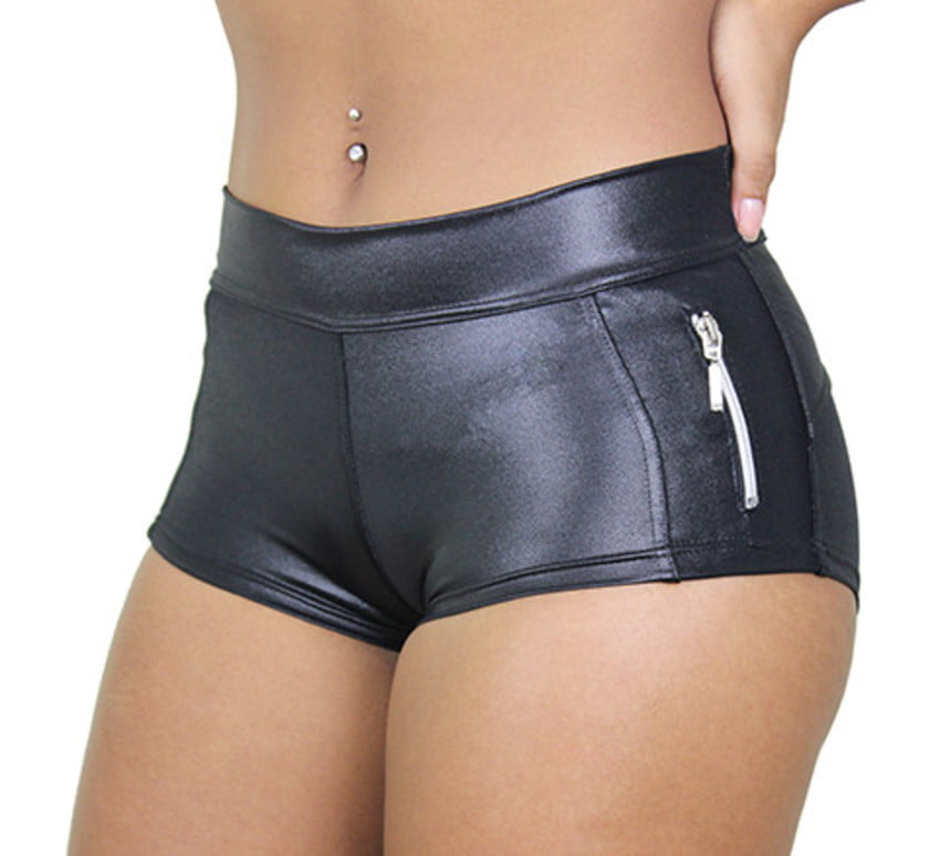 Shorts Sensual Preto