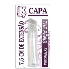 Capa Peniana Extensora 7cm - The Penis