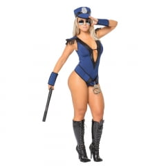 Fantasia Policial Anne