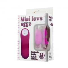 Mini Estimulador Butterfly - Love Eggs