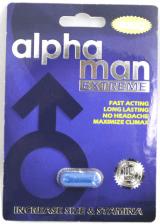 Comprimido Importado para Aumento de Tamanho e Resistência - Alphaman Extreme 3000