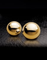 Bolinhas para Pompoar Ben Wa Gold Balls - Pipedream