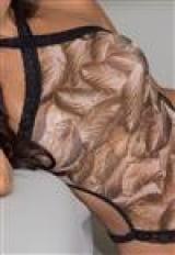 Body Feminino Tigresa