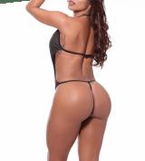 Body Frente Única Madame X