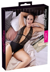 Body Neckholder- ouvert von Cottelli Collection Lingerie