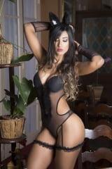 Fantasia Coelha Manhosa - Garota Veneno