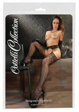 Meia Strapsstrumpfhose von Cottelli Collection Stockings