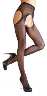 Meias Calças justas das meias da coleção de Cottelli