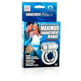 Anel Peniano Waterproof Maximus Enhancement Ring 10 Stroker Beads
