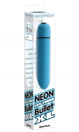 Bullet Neon Luv Touch XL Azul