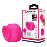Pretty Love Estelle - Mini Vibrador Estimulador de Clítoris Recarregável Simula o Sexo Oral com 12 Modos de Vibração